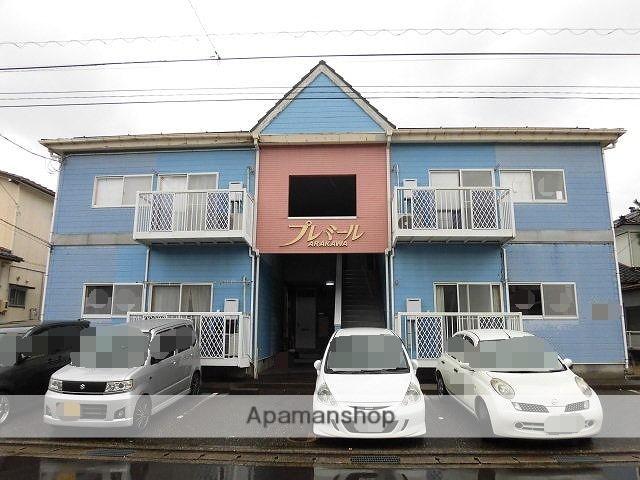 新潟県新潟市東区の築25年 2階建の賃貸アパート