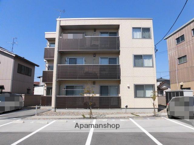 新潟県新潟市東区の築4年 3階建の賃貸マンション