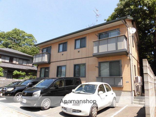 新潟県新潟市東区、越後石山駅徒歩6分の築12年 2階建の賃貸アパート