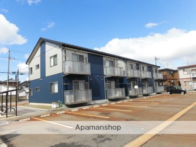 新潟県新潟市中央区、新潟駅徒歩27分の築6年 2階建の賃貸アパート