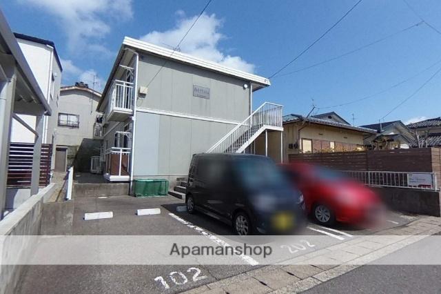 新潟県新潟市東区の築27年 2階建の賃貸アパート