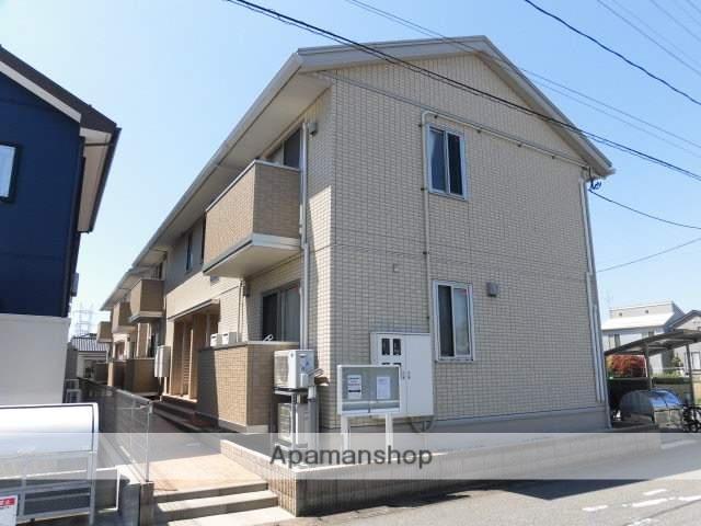 新潟県新潟市東区の築2年 2階建の賃貸アパート