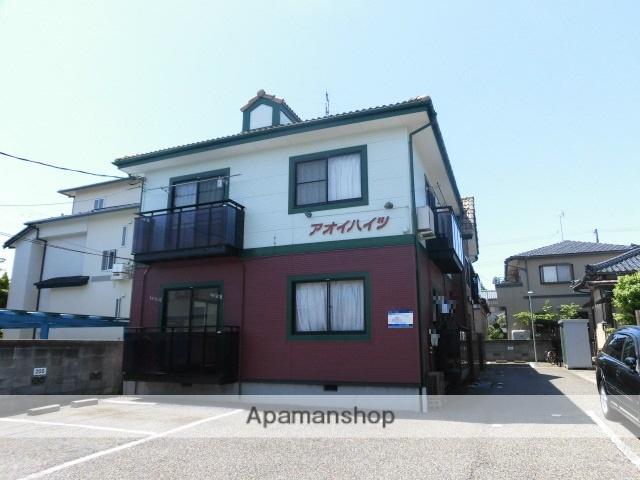 新潟県新潟市中央区の築22年 2階建の賃貸アパート