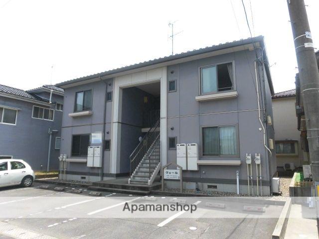 新潟県新潟市北区、豊栄駅徒歩18分の築13年 2階建の賃貸アパート