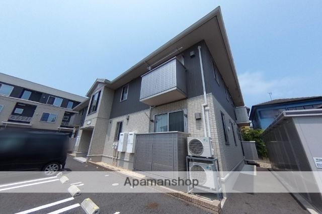 新潟県新潟市東区の築1年 2階建の賃貸アパート