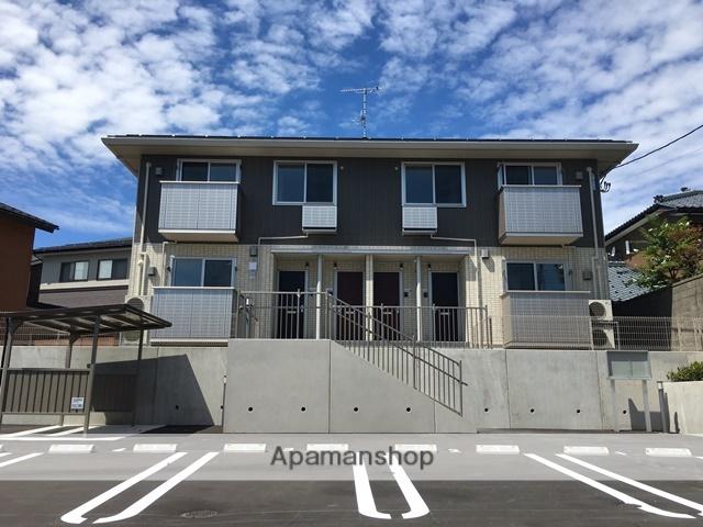 新潟県新潟市北区、早通駅徒歩43分の築1年 2階建の賃貸アパート