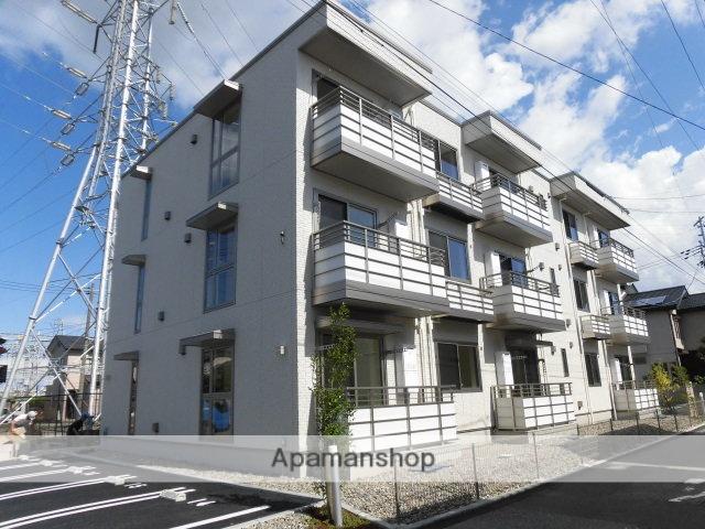 新潟県新潟市東区、新潟駅徒歩40分の新築 3階建の賃貸マンション