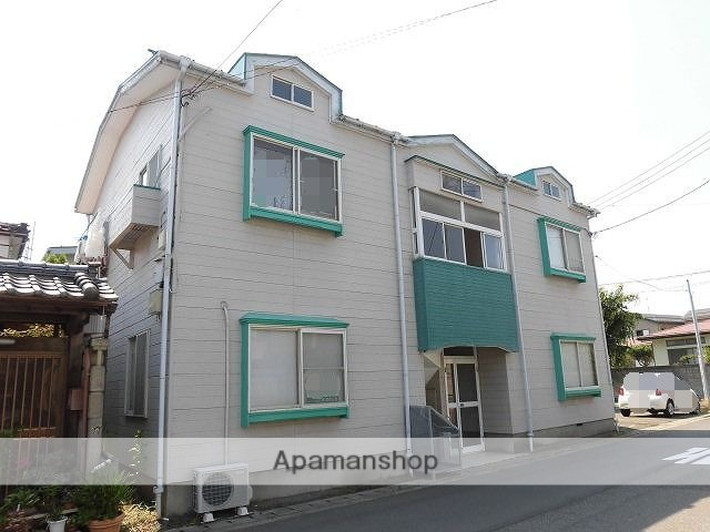 新潟県新潟市東区の築32年 2階建の賃貸アパート