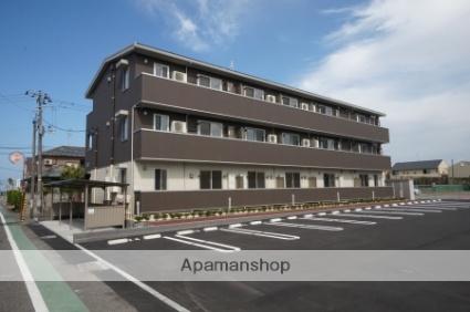 新潟県新潟市東区、大形駅徒歩13分の新築 3階建の賃貸アパート