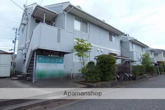 新潟県新潟市東区、越後石山駅徒歩15分の築27年 2階建の賃貸アパート