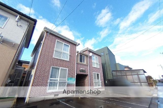 新潟県新潟市東区、東新潟駅徒歩15分の築20年 2階建の賃貸アパート