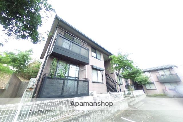 新潟県新潟市北区の築19年 2階建の賃貸アパート