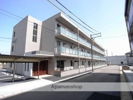 新潟県新潟市東区の築7年 3階建の賃貸マンション