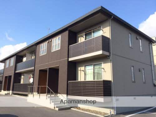 新潟県新潟市東区、越後石山駅徒歩13分の築5年 2階建の賃貸アパート