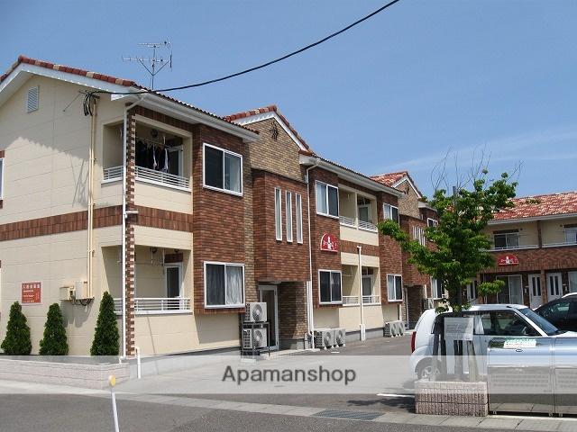 新潟県新潟市西蒲区、巻駅徒歩15分の築9年 2階建の賃貸アパート