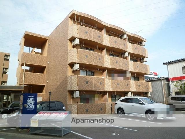 新潟県新潟市西区の築7年 4階建の賃貸マンション