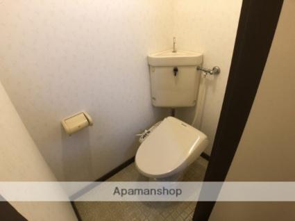 サン・ドミール[1K/24.84m2]のトイレ