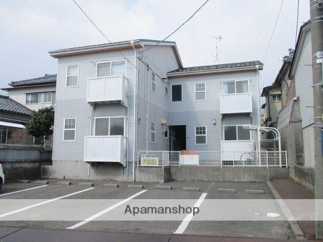 新潟県新潟市西区、新潟大学前駅徒歩20分の築20年 2階建の賃貸アパート