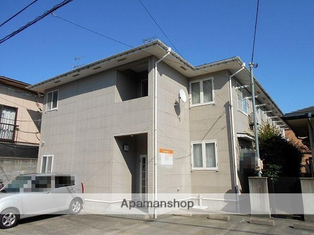 新潟県新潟市西区、小針駅徒歩7分の築21年 2階建の賃貸アパート