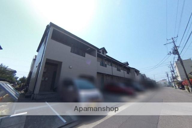 新潟県新潟市西区、新潟大学前駅徒歩28分の築17年 2階建の賃貸アパート