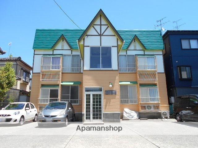 新潟県新潟市西区、青山駅徒歩12分の築21年 2階建の賃貸アパート