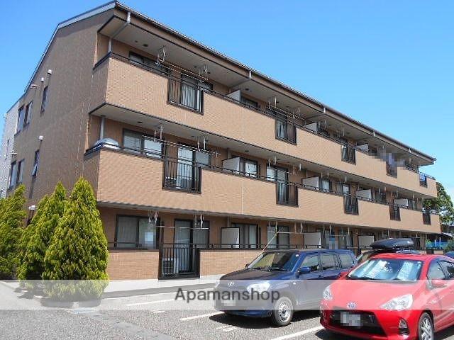 新潟県新潟市西区、新潟大学前駅徒歩8分の築12年 3階建の賃貸マンション