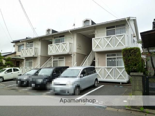 新潟県新潟市西区、小針駅徒歩23分の築24年 2階建の賃貸アパート