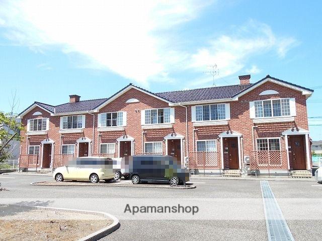 新潟県新潟市西区、小針駅徒歩15分の築8年 2階建の賃貸アパート