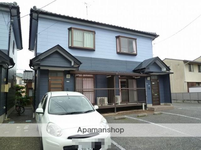 新潟県新潟市西区、小針駅徒歩12分の築22年 2階建の賃貸アパート