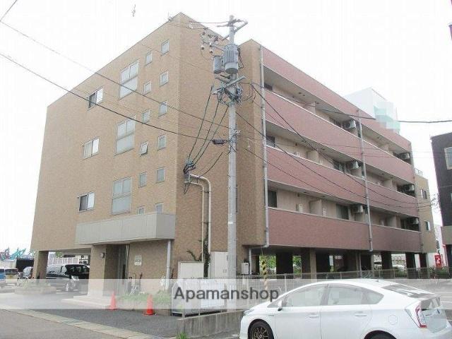 新潟県新潟市西区、内野駅徒歩16分の築10年 4階建の賃貸マンション