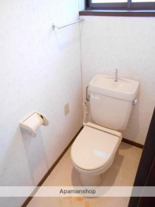ノーブルハセガワ[2DK/40.57m2]のトイレ