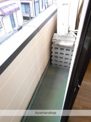 ノーブルハセガワ[2DK/40.57m2]のバルコニー