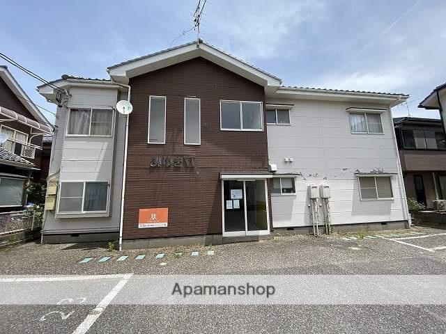 新潟県新潟市西区、新潟大学前駅徒歩6分の築23年 2階建の賃貸アパート