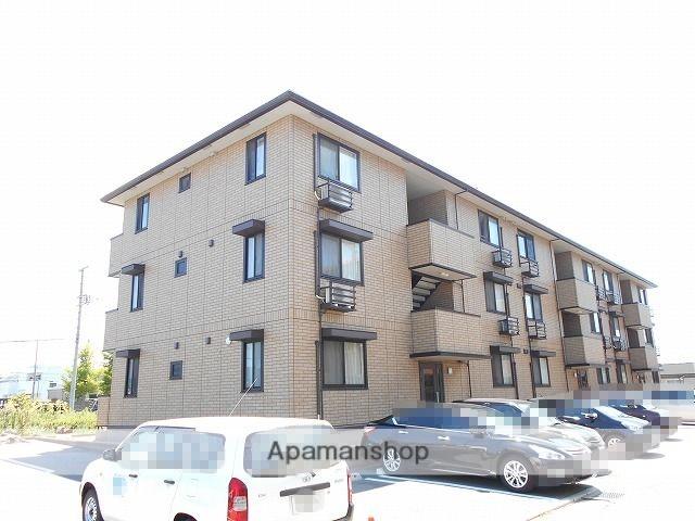 新潟県新潟市西区、小針駅徒歩19分の築4年 3階建の賃貸アパート