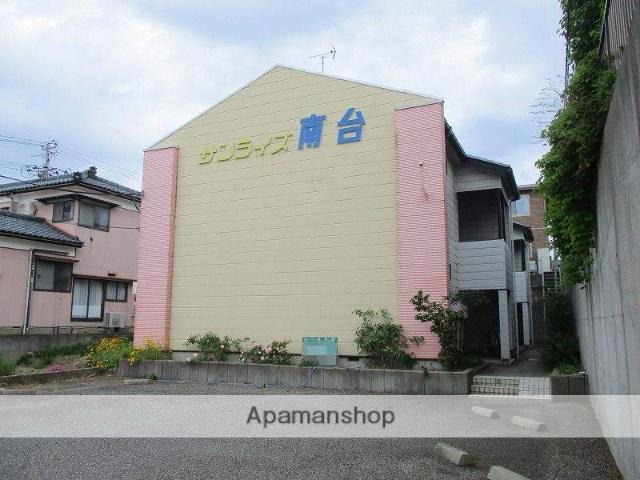 新潟県新潟市西区、小針駅徒歩4分の築24年 2階建の賃貸アパート