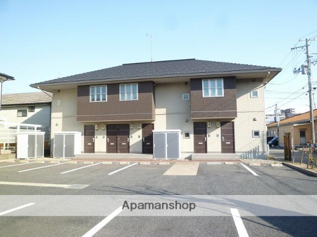 新潟県新潟市西区、青山駅徒歩9分の築6年 2階建の賃貸アパート