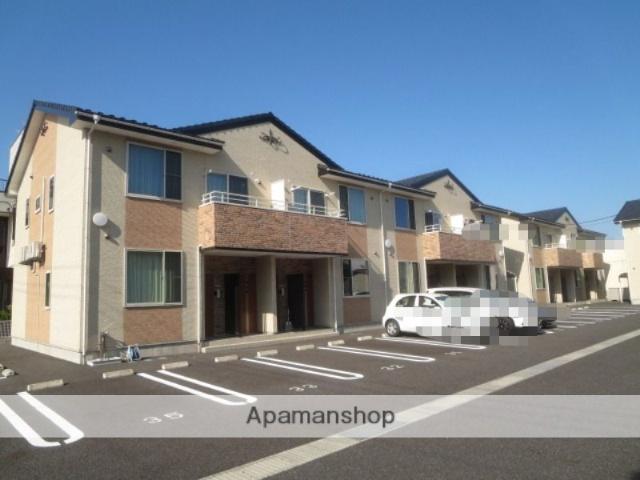 新潟県新潟市西区の築4年 2階建の賃貸アパート