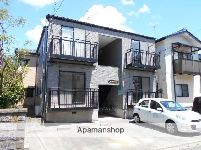 新潟県新潟市西区、小針駅徒歩18分の築17年 2階建の賃貸アパート