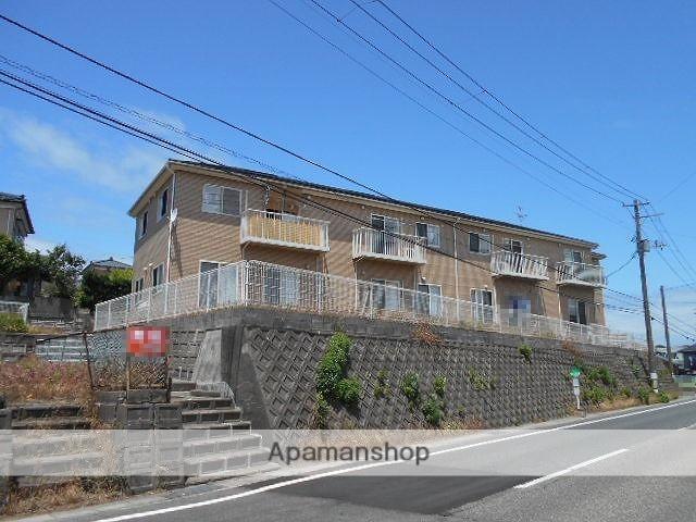 新潟県新潟市西区、寺尾駅徒歩5分の築13年 2階建の賃貸アパート
