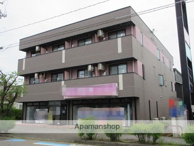 新潟県新潟市西区、小針駅徒歩16分の築15年 3階建の賃貸マンション
