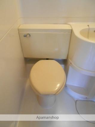 マルニンハイツⅡ[1K/23m2]のトイレ