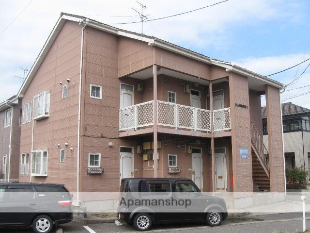 新潟県新潟市西区、小針駅徒歩18分の築18年 2階建の賃貸アパート
