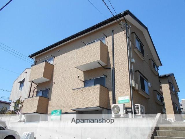 新潟県新潟市西区、小針駅徒歩1分の築11年 2階建の賃貸アパート