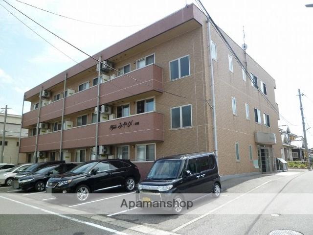 新潟県新潟市西区、小針駅徒歩35分の築12年 3階建の賃貸マンション