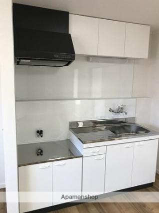 コーポ上山[2LDK/35.06m2]のキッチン