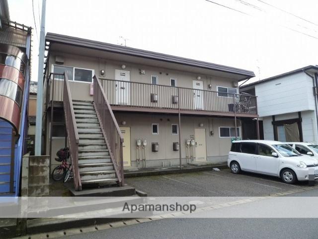新潟県新潟市西区の築31年 2階建の賃貸アパート