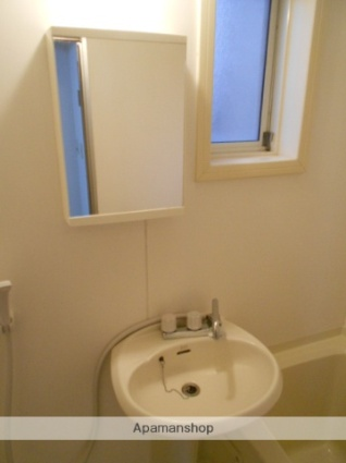 グレースこばり[1K/23.18m2]の洗面所