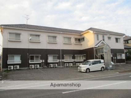 プレジオ新潟坂井[1K/24.63m2]の外観1