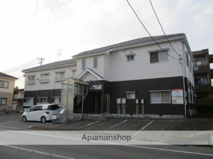 プレジオ新潟坂井[1K/24.63m2]の外観2
