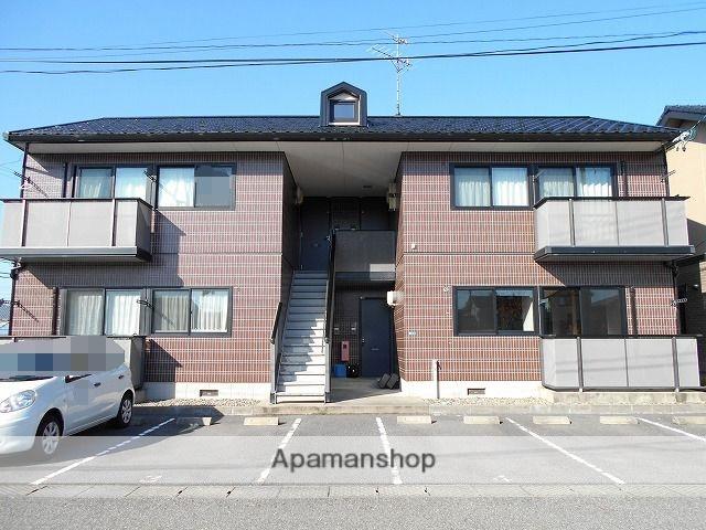 新潟県新潟市西区、小針駅徒歩18分の築14年 2階建の賃貸アパート